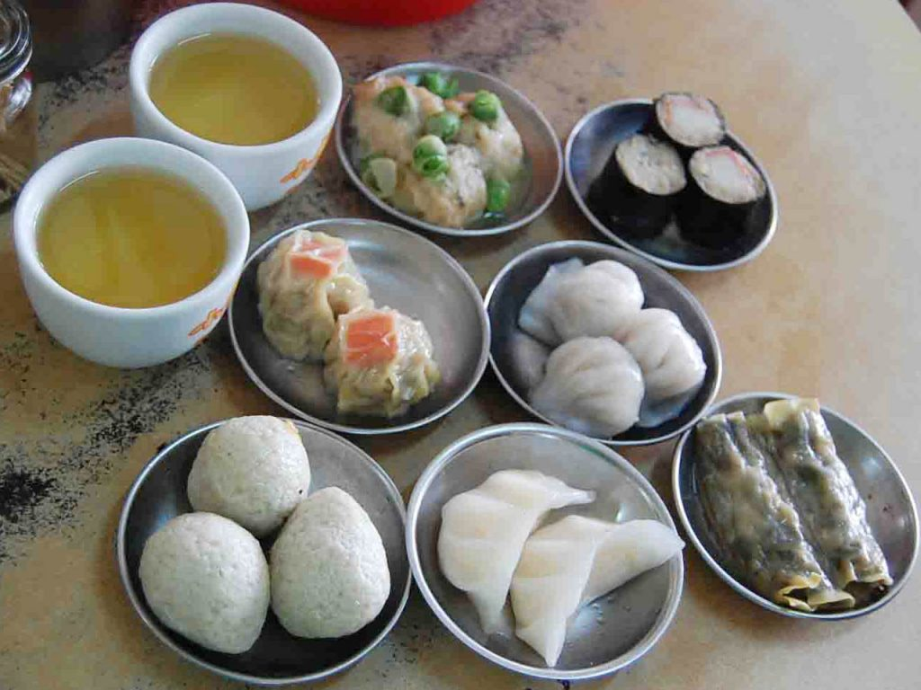 Low Yong Moh Dim Sum Kuliner Melaka