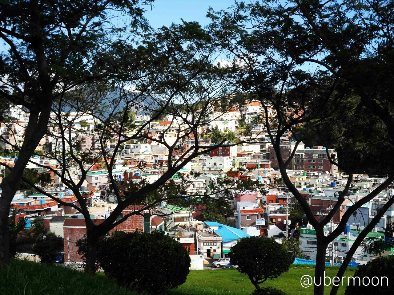 Rumah-rumah di Busan