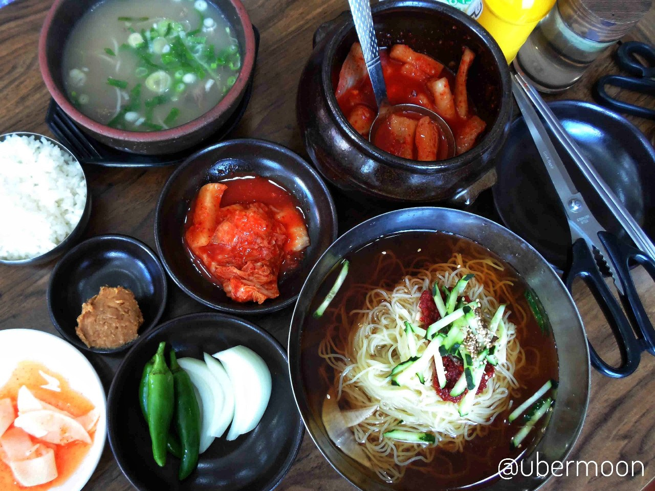 Makanan di Busan