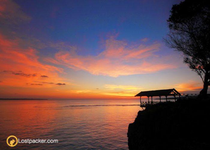 Sunset jepretan Lostpacker