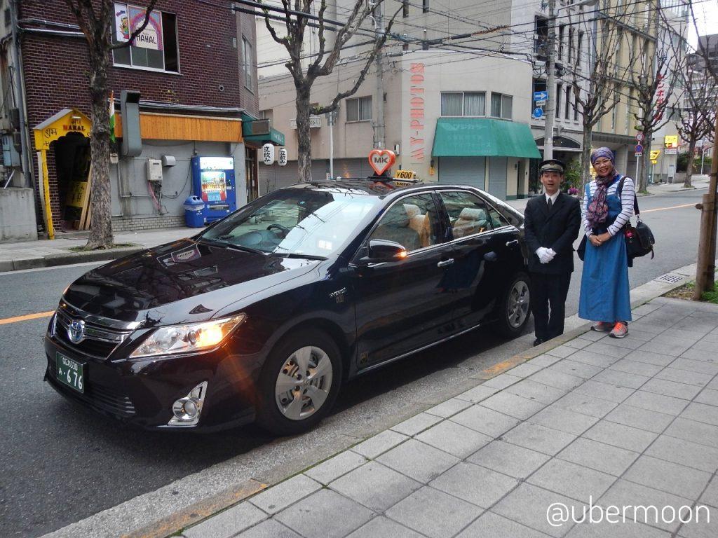 Taksi Jepang