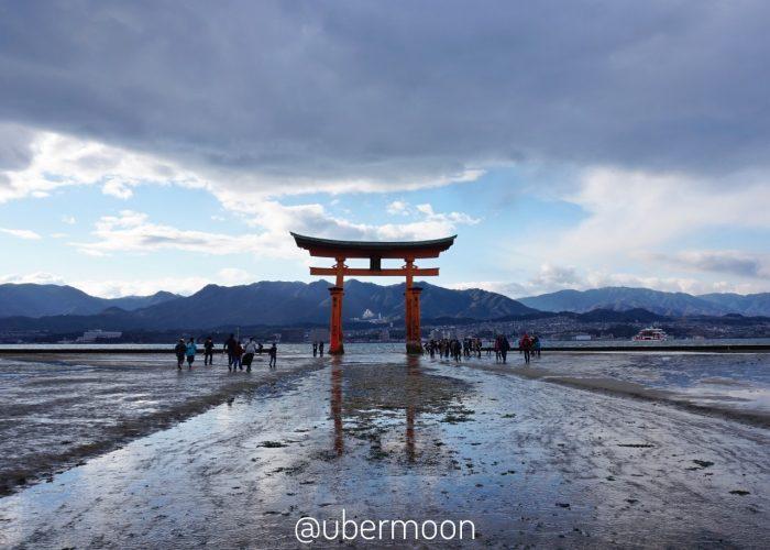 O Torii Gate Miyajima