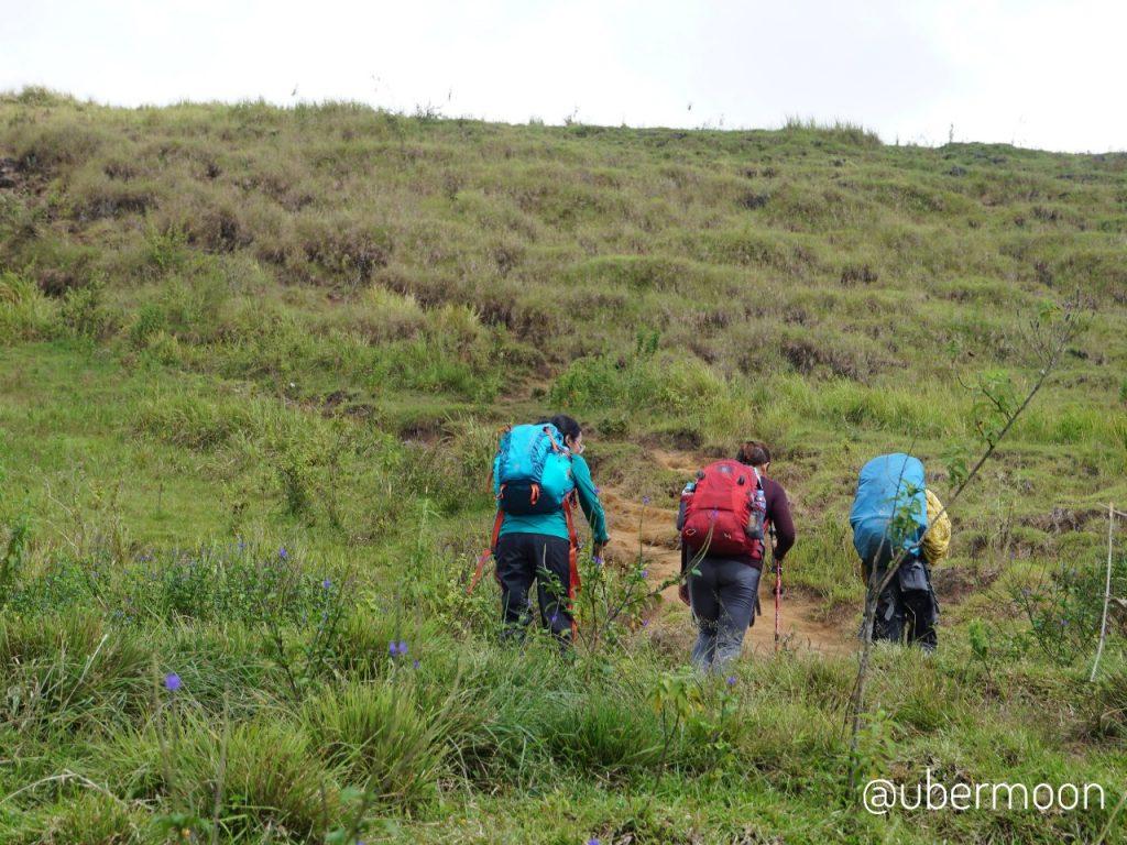 Naik Gunung Rinjani