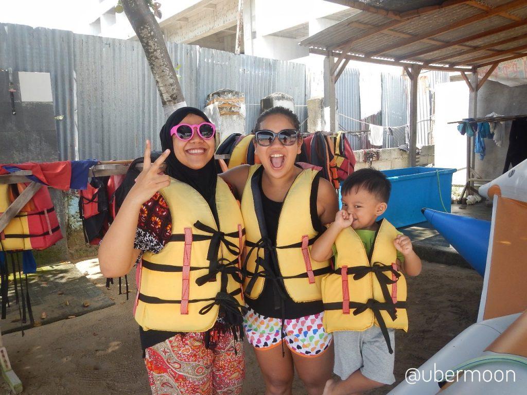 Liburan ke Bali — Watersport di Tanjung Benoa