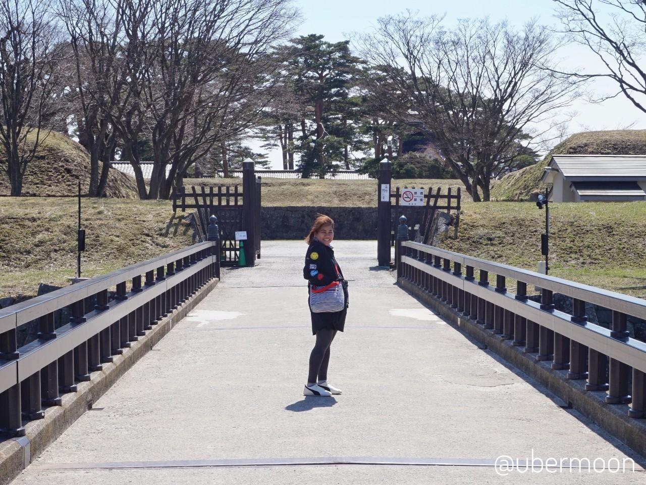 Goryokaku Entrance
