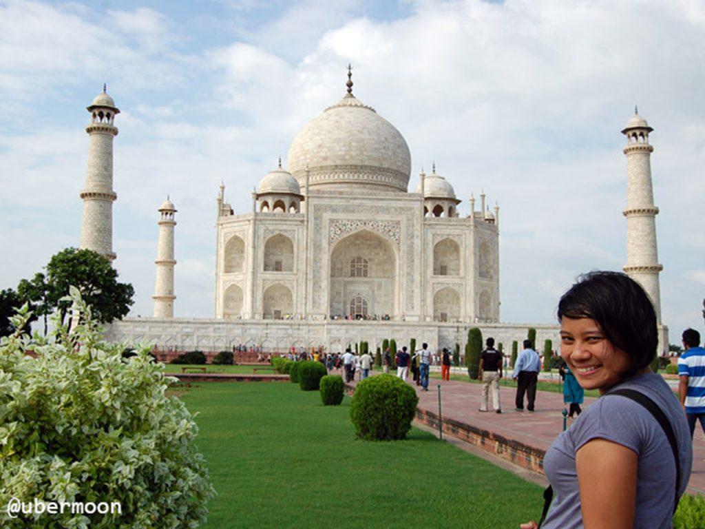 Jalan jalan ke India — Taj Mahal