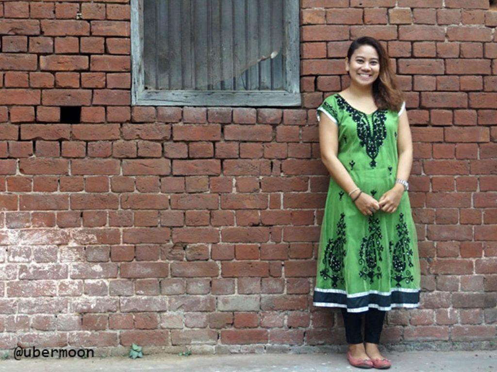 Pakaian wanita India