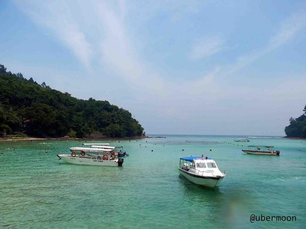 Pulau Manukan Kota Kinabalu