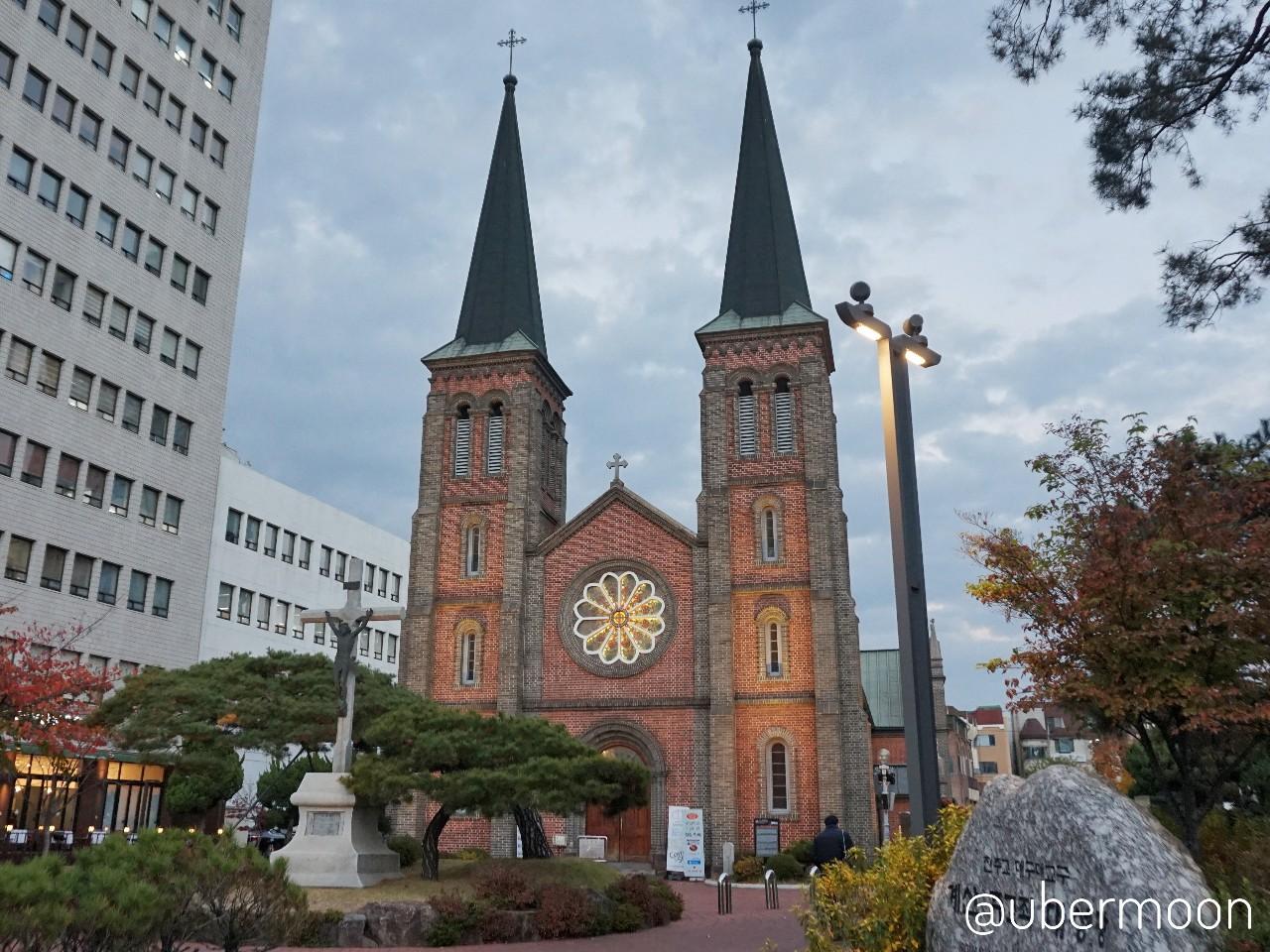 Gereja di Daegu