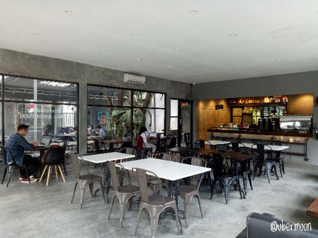 Cafe Lantai Bumi