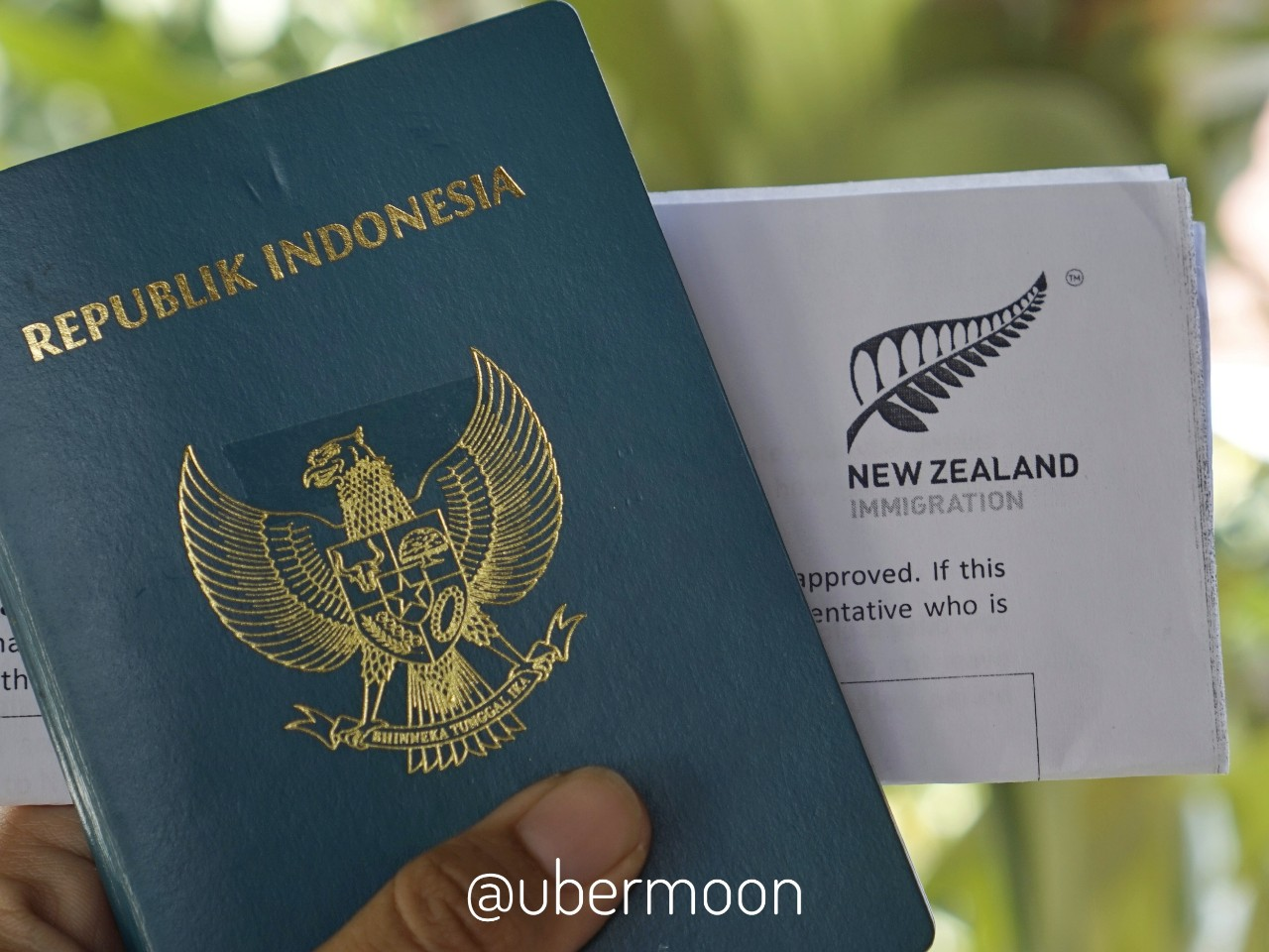 Mengurus Visa New Zealand