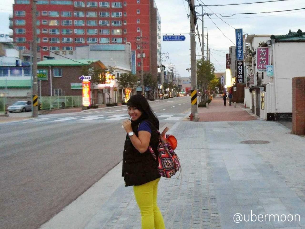 Jalan-jalan di Sokcho