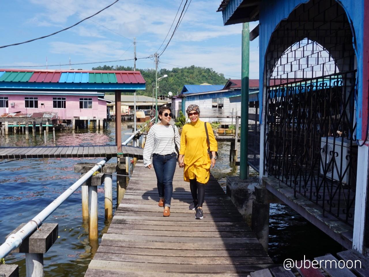 Kampong Ayer Brunei Darussalam